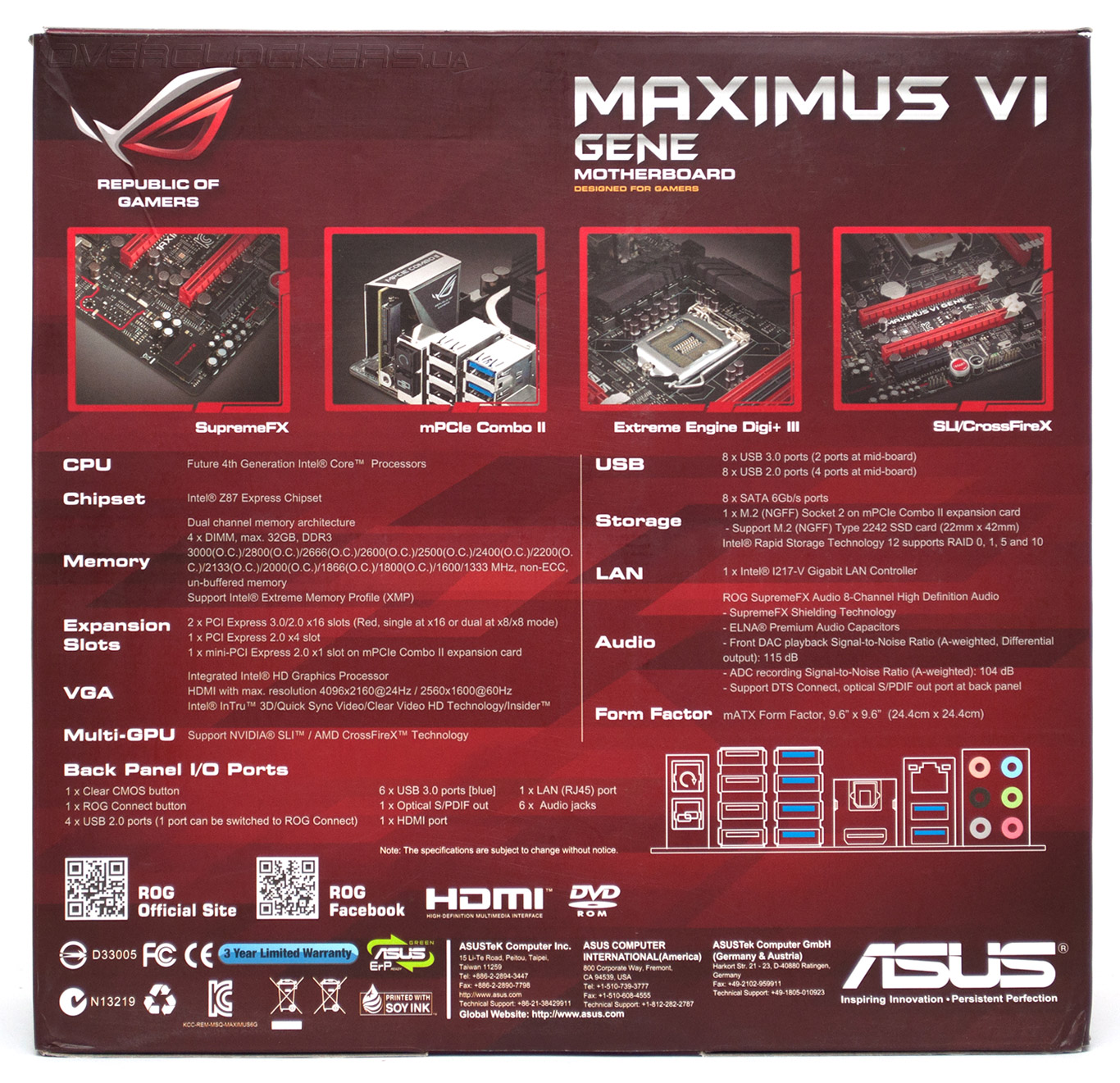 ASUS MAXIMUS VI GENE INTEL SMART CONNECT DRIVER FOR WINDOWS 8