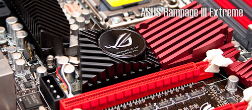 ASUS Rampage III Extreme