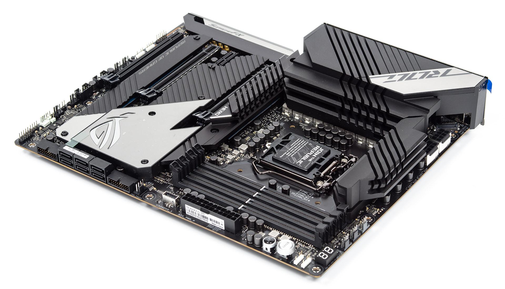 Материнские платы ASUS ROG Maximus Z690 поддерживают только DDR5