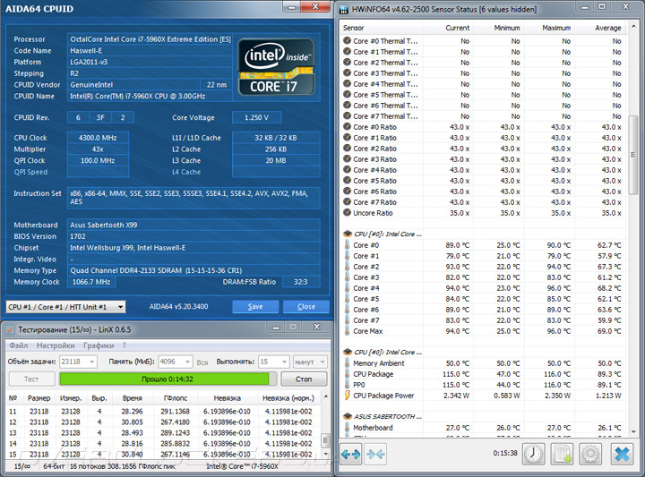DRIVERS FOR ASUS SABERTOOTH X99 INTEL ME