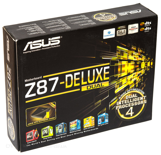 ASUS Z87-Deluxe/Dual