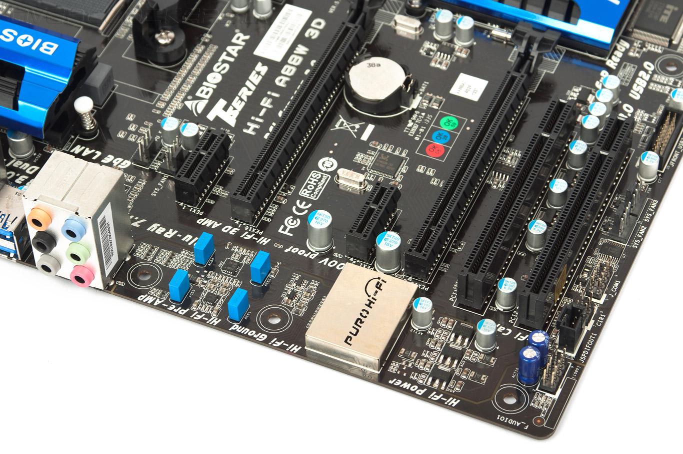 Biostar Hi-Fi A88W 3D Ver. 5.1 64 BIT