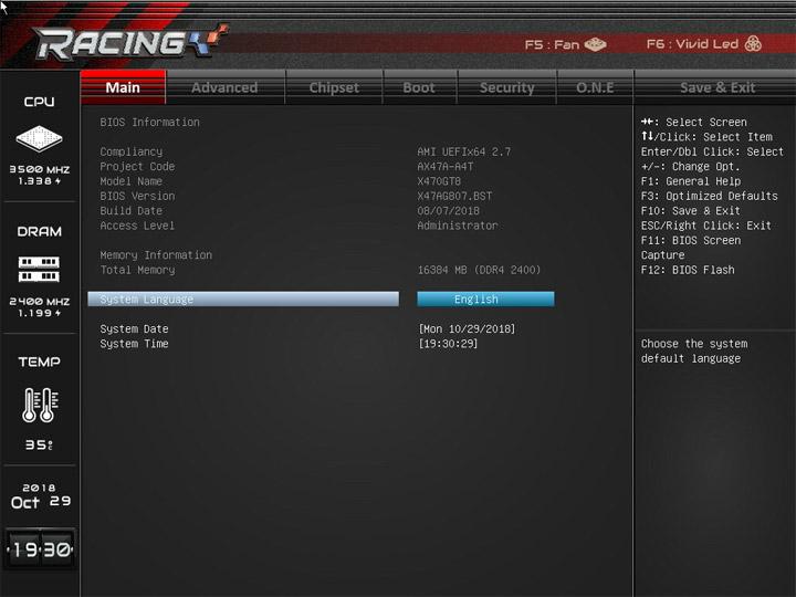 Обзор материнской платы Biostar X470GT8 серии Racing