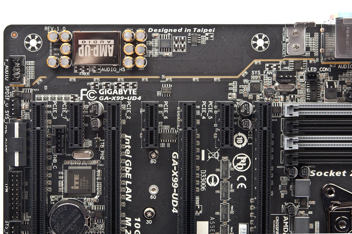 Gigabyte GA-X99-UD4 Intel LAN Driver for Windows Download