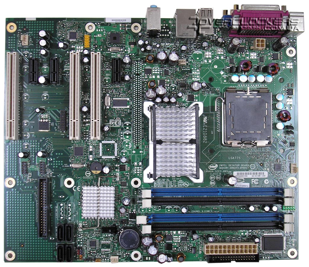 INTEL 975X EXPRESS DRIVERS FOR MAC
