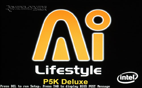 Asus P5k Deluxe Инструкция
