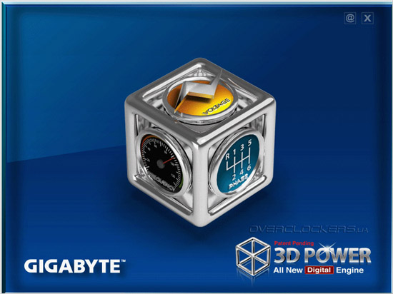 Gigabyte 3D Power