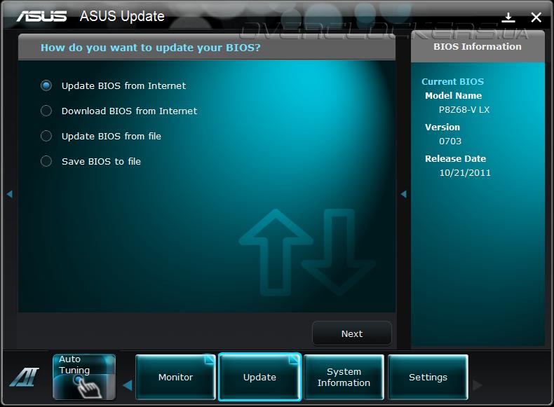 Asus Ez Update