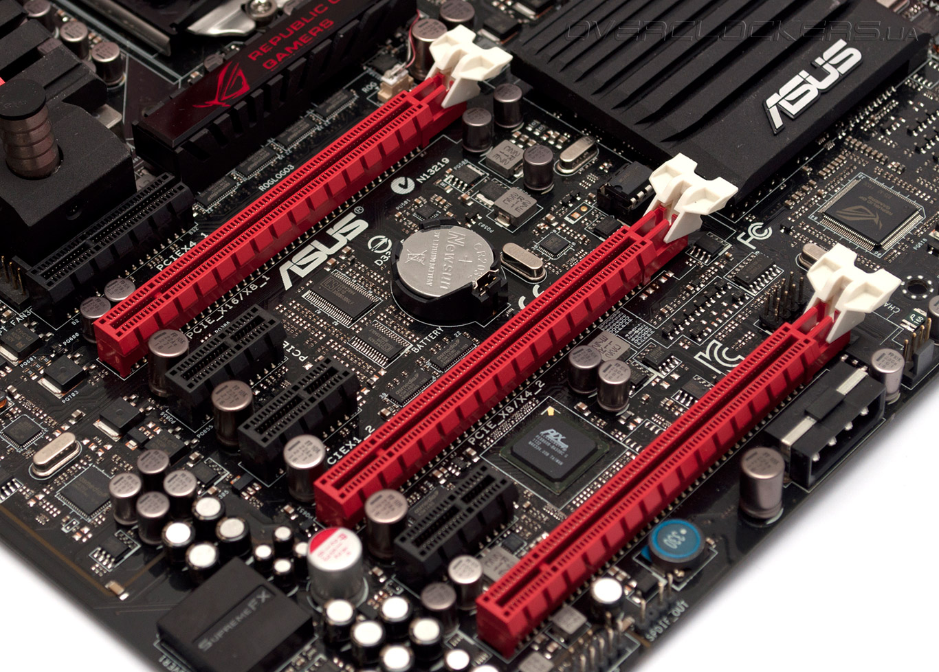 ASUS MAXIMUS V FORMULA/ThunderFX Broadcom Bluetooth Windows 7