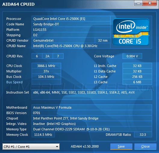 Asus Maximus V Formula/ThunderFX Intel Display Drivers for Windows Download