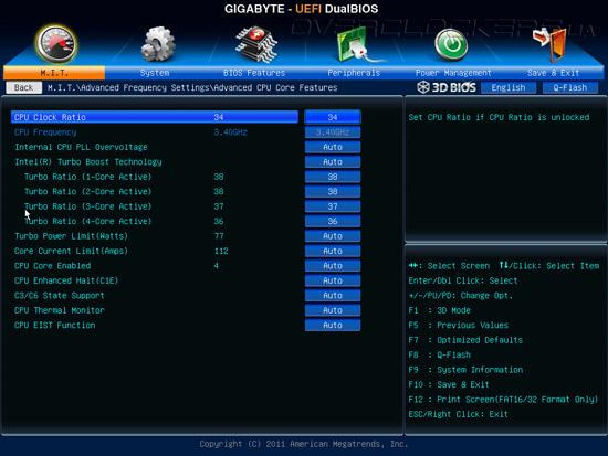 Gigabyte GA-Z77X-UP4 TH 3D Power Drivers Update