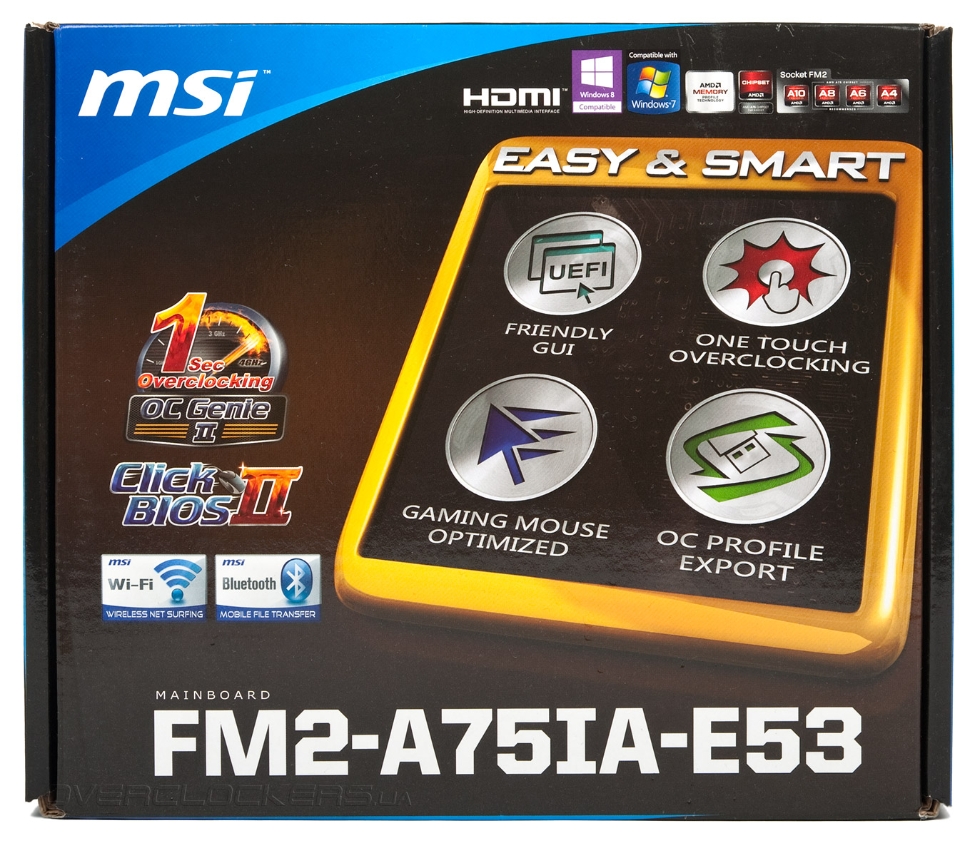 DOWNLOAD DRIVER: MSI FM2-A75IA-E53 ATHEROS BLUETOOTH