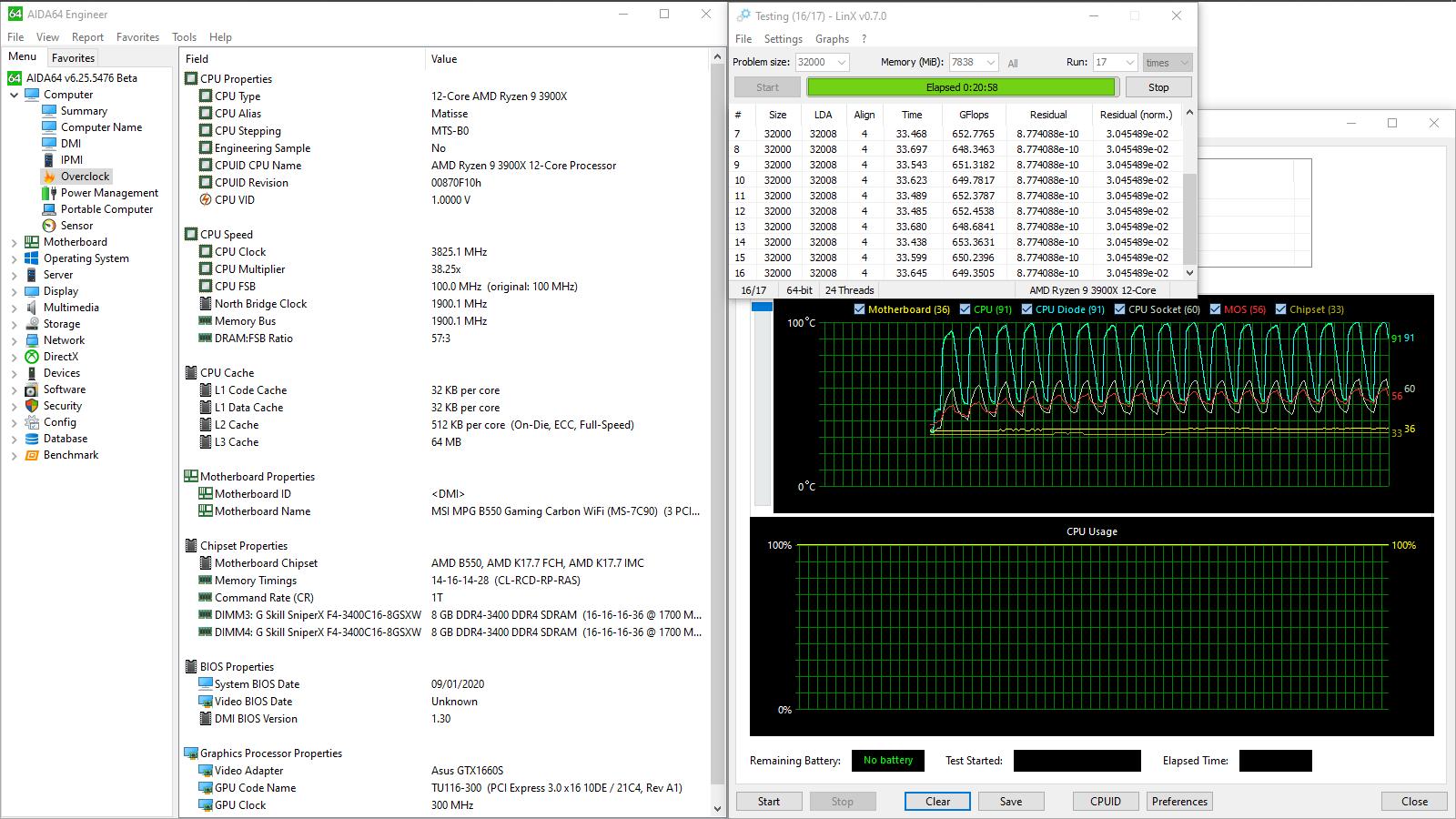 Обзор материнской платы MSI MPG B550 Gaming Carbon WiFi. Парадный мундир