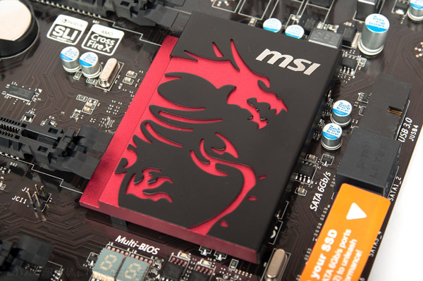MSI Z77A-GD65 Gaming