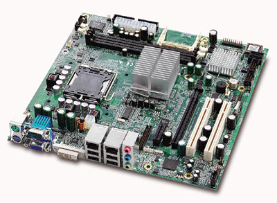 945 motherboard specifications software