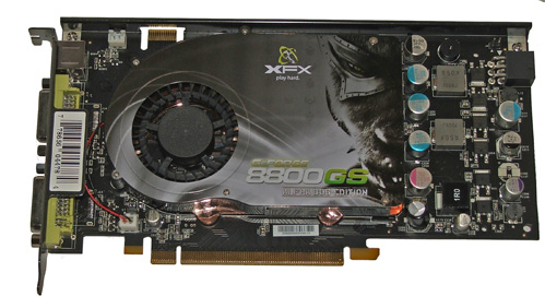 XFX 8800 GS WINDOWS 7 64 DRIVER