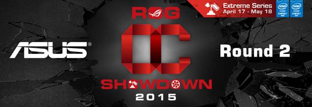 ROG OC Showdown Extreme Series