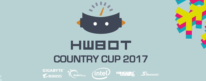 HWBot Country Cup