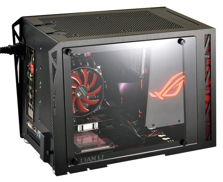 ������ Lian Li PC-Q17 WX