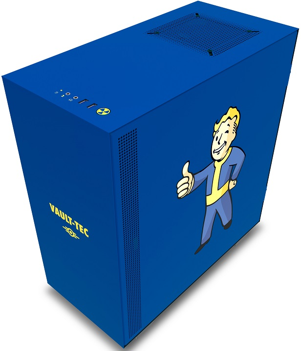 NZXT H500 Vault Boy