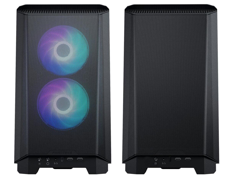 Phanteks анонсировала Mini-ITX корпус Eclipse P200A