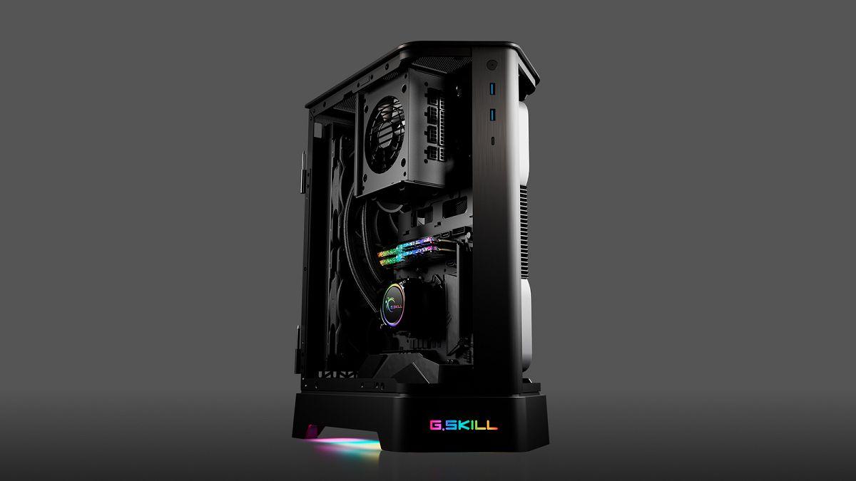 G.Skill анонсировала корпус Z5i для плат Mini-ITX