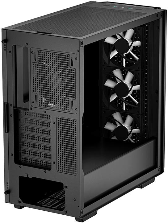 DeepCool выпускает Mid-Tower корпуса CG560 и CG540