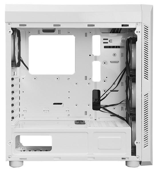 Chieftec представила Mid-Tower корпус Scorpion 3 White Edition