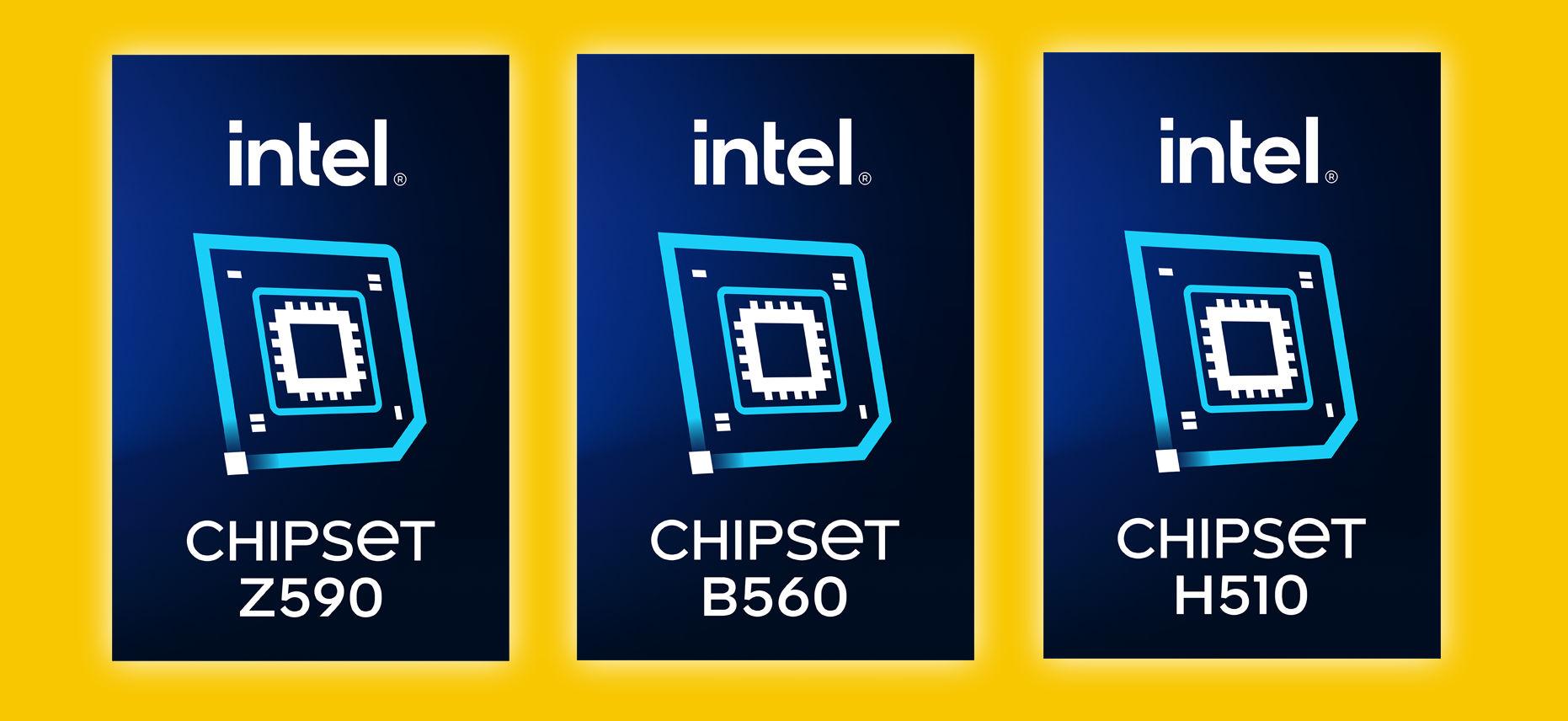 Официально: наборы логики Intel B560 и H570 поддерживают разгон памяти