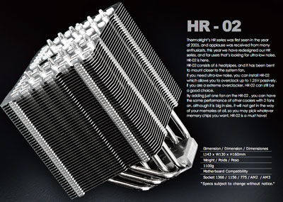 Кулер Thermalright HR-02
