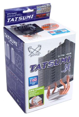 ����� Scythe Tatsumi