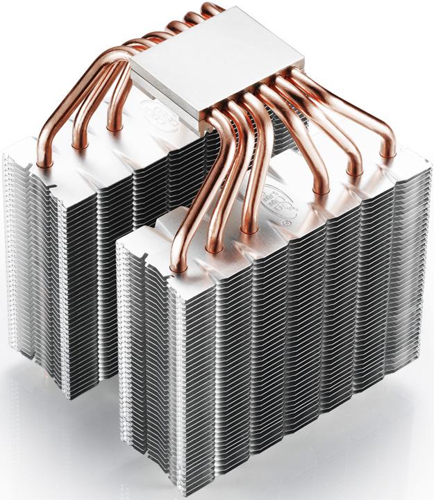 Процессорный кулер DeepCool Neptwin V2
