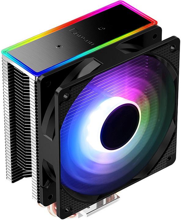 Jonsbo представила процессорную систему охлаждения CR-601 RGB