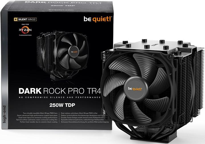 be quiet! Dark Rock Pro TR4