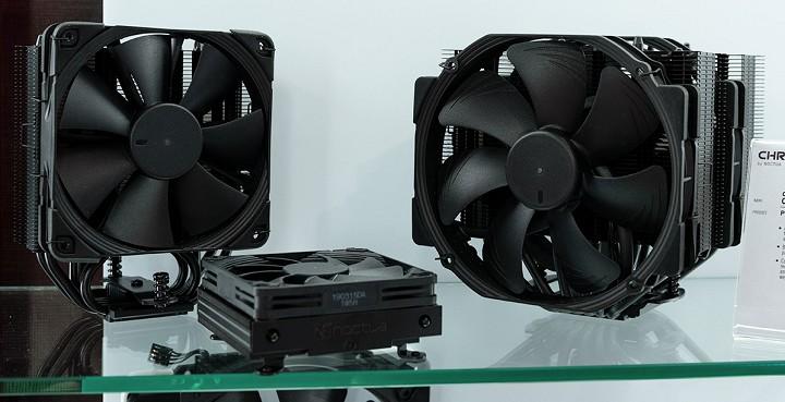 По следам Computex 2019: вентиляторы и CPU-кулеры Noctua