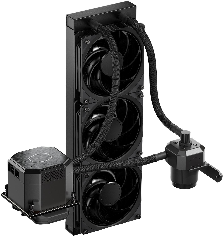 Cooler Master анонсировала СЖО MasterLiquid ML360 Sub-Zero с технологией Intel Cryo Cooling