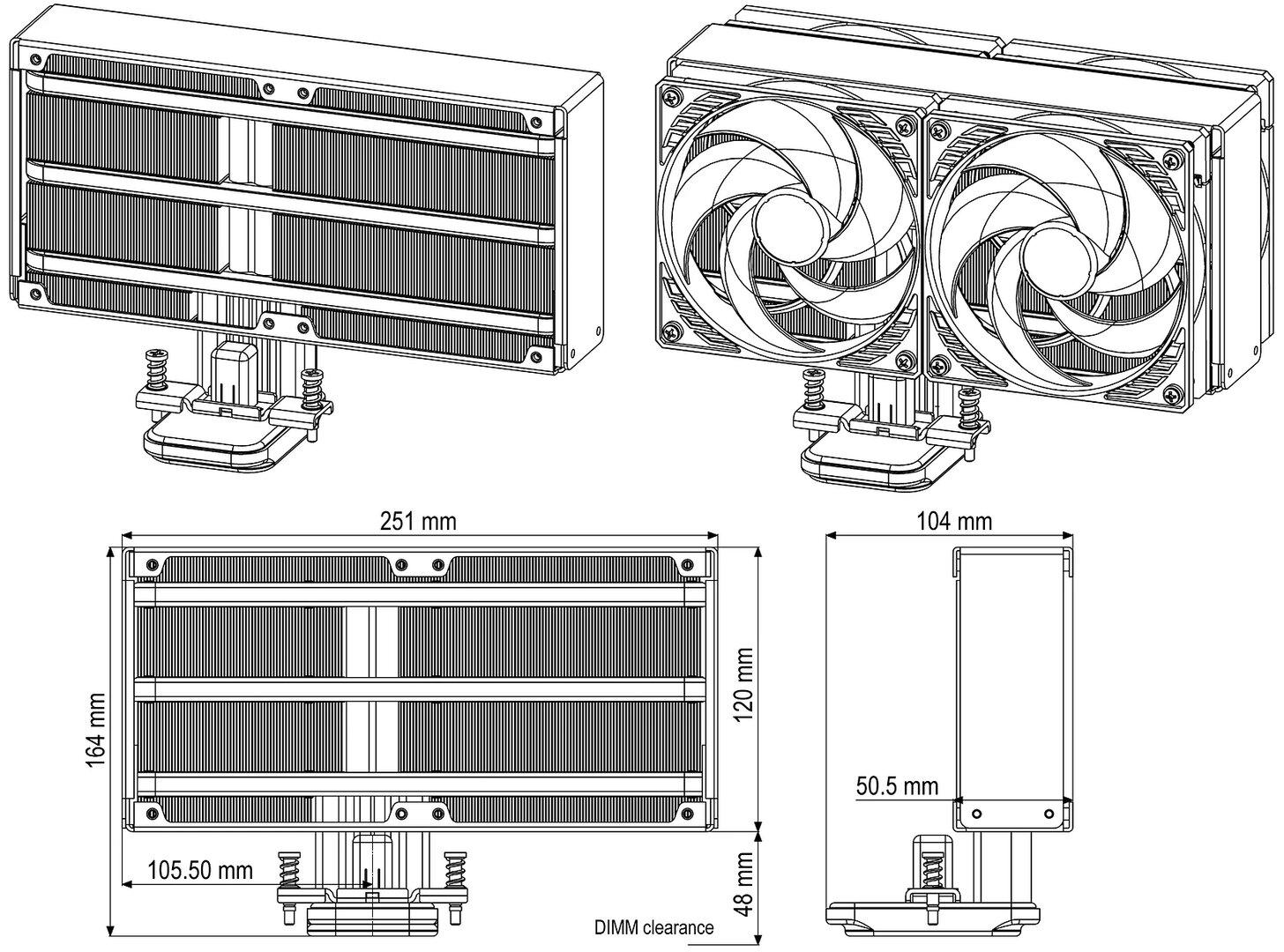 Воздушный кулер IceGiant ProSiphon Elite доступен по цене от 185 евро