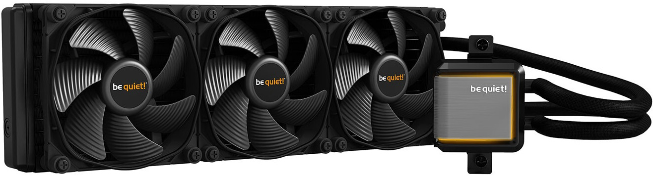 be quiet! представила серию процессорных СЖО Silent Loop 2