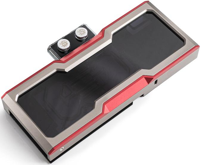 Bitspower представила водоблок премиум-класса для видеокарт Radeon RX 6800/6900 XT