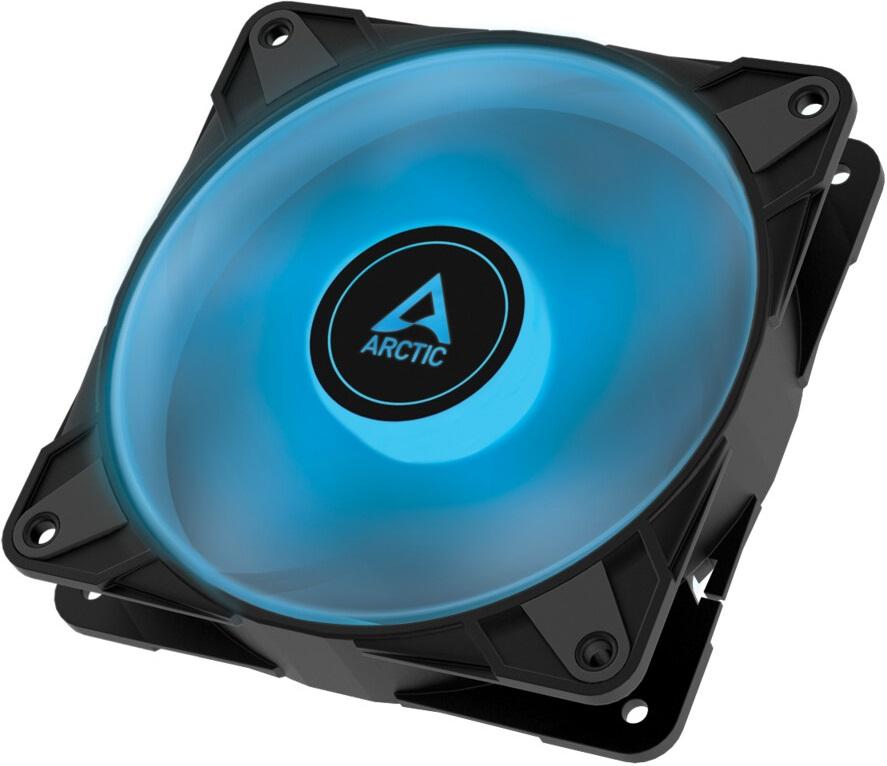 Arctic предлагает вентиляторы P12 PWM PST RGB с возможностью остановки