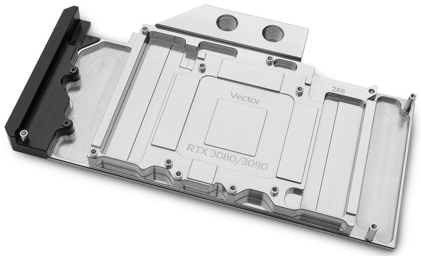 На подходе новые водоблоки для GeForce RTX 3090 от EKWB и Bitspower