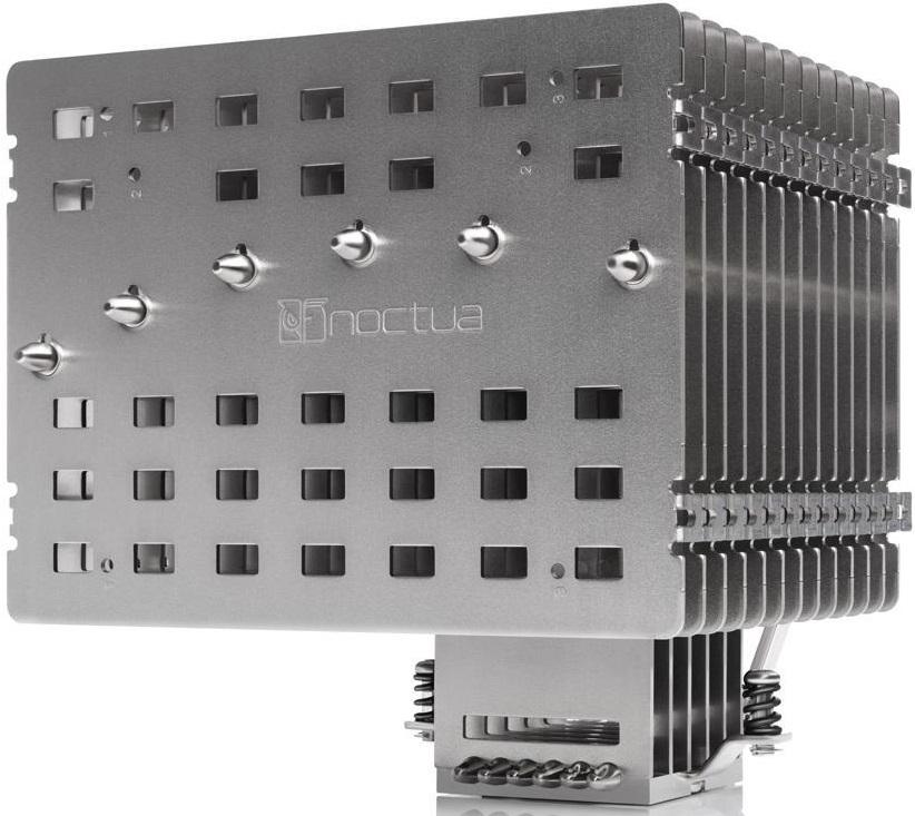 Пассивный CPU-кулер Noctua NH-P1 замечен в продаже