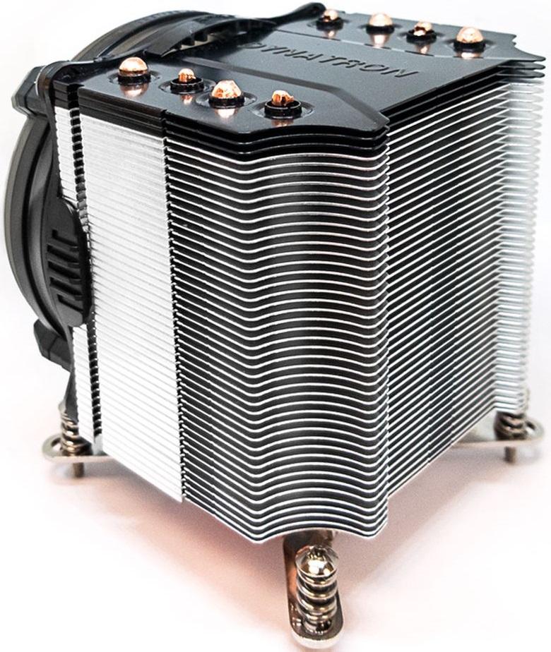 У Dynatron готовы системы охлаждения для процессоров Intel Alder Lake-S