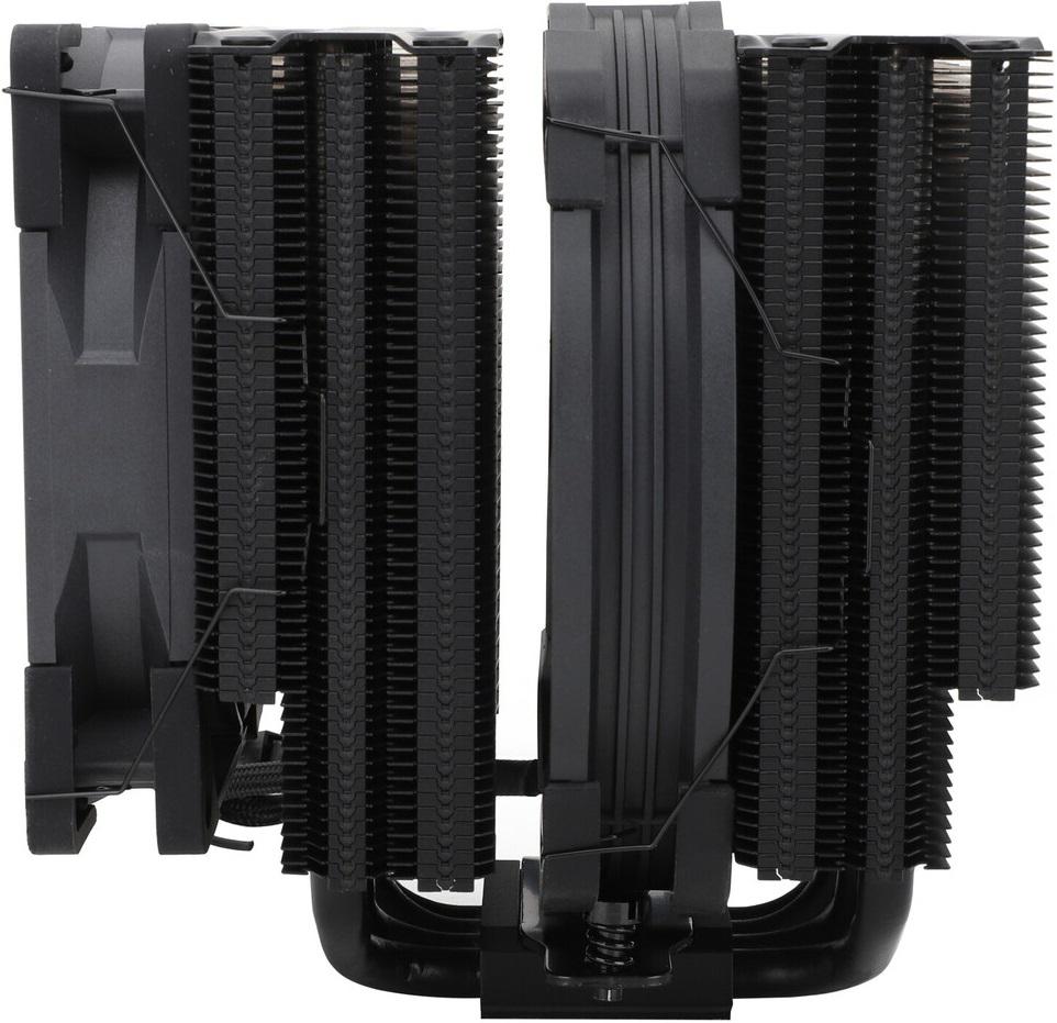 Thermalright представила двухсекционный CPU-кулер Frost Spirit 140 Black V3