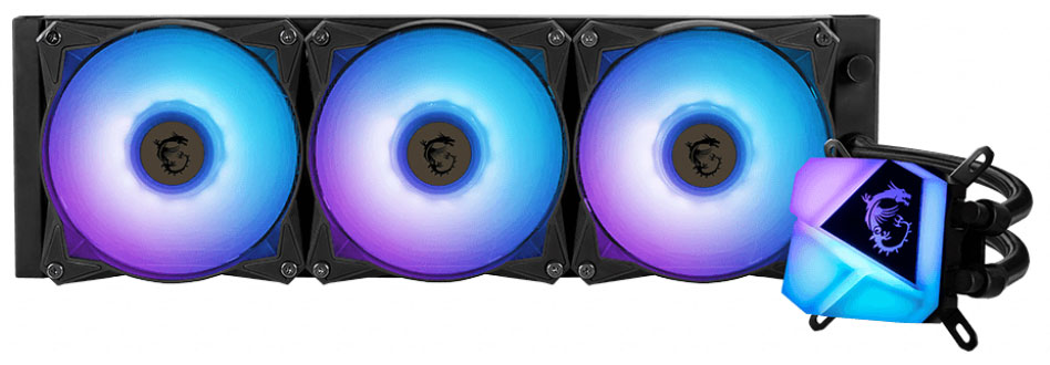 Готовые СВО MSI MAG Coreliquid совместимы с платформой Intel LGA1700