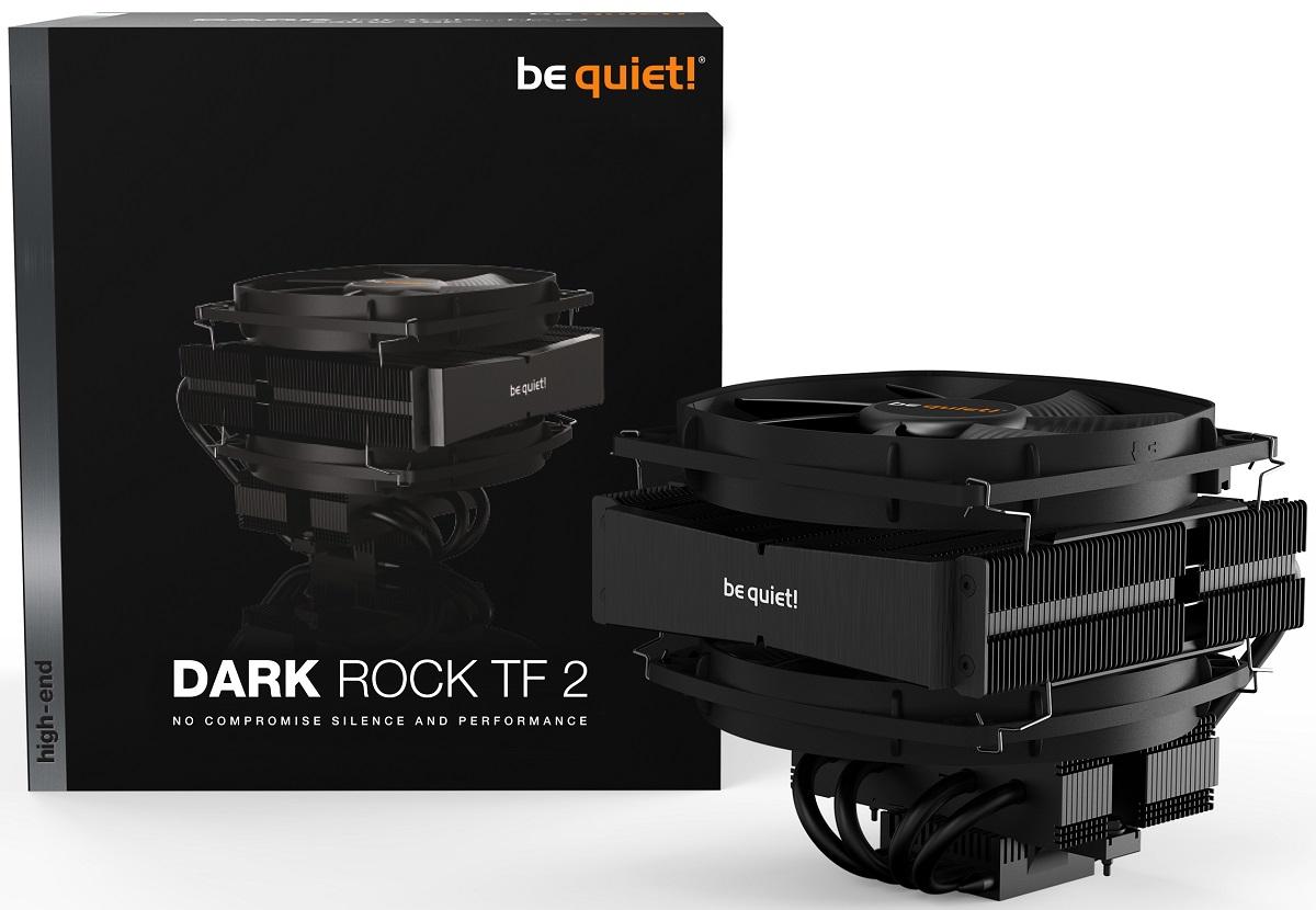 be quiet! анонсировала выход CPU-кулера Dark Rock TF 2