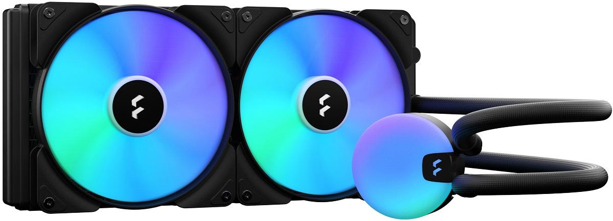 Fractal Design выпускает серию процессорных СЖО Lumen