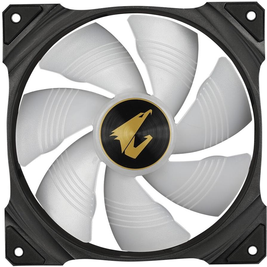 Gigabyte выпустила 120- и 140-мм корпусные вентиляторы Aorus ARGB