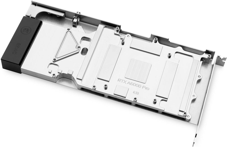 EKWB предлагает водоблоки для ускорителей Nvida A100 и RTX A6000