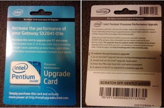 Intel Software Defined Silicon позволит разблокировать дополнительные функции процессоров Xeon